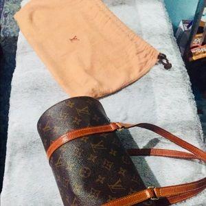 Authentic Louis Vuitton Pavillion w/ Dust Bag